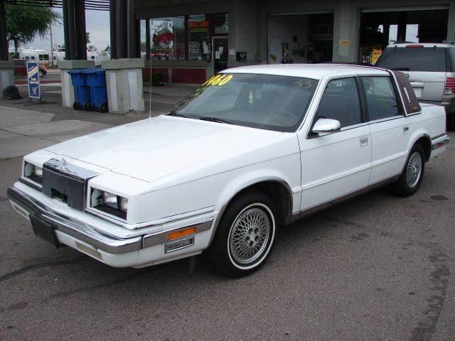 1989 Chrysler New Yorker