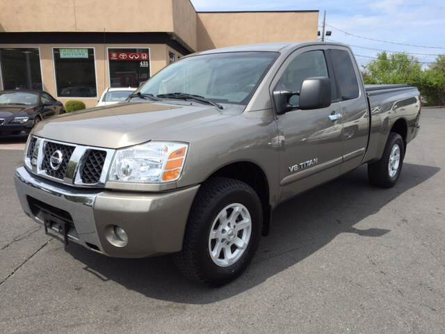 2007 nissan titan se 4dr king cab 4wd in fairless hills philadelphia new brunswick fairless motors. Black Bedroom Furniture Sets. Home Design Ideas