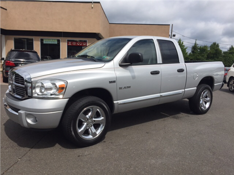 2008 Dodge Ram Pickup 1500 for sale in Fairless Hills, PA