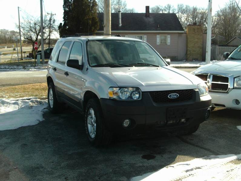 2007 Ford Escape Xlt Awd 4dr Suv V6 In South Beloit Il
