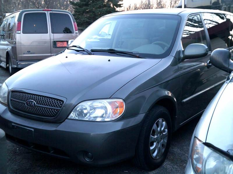 2005 kia sedona lx 4dr mini van in south beloit il for Clancy motors used cars
