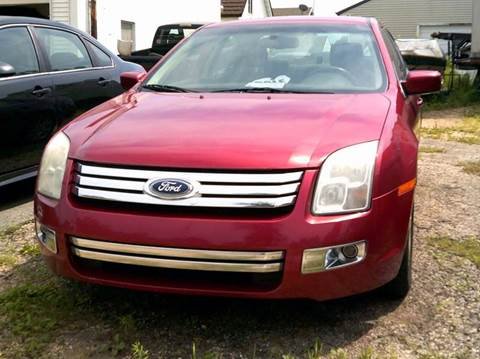 2007 Ford Fusion for sale in South Beloit, IL