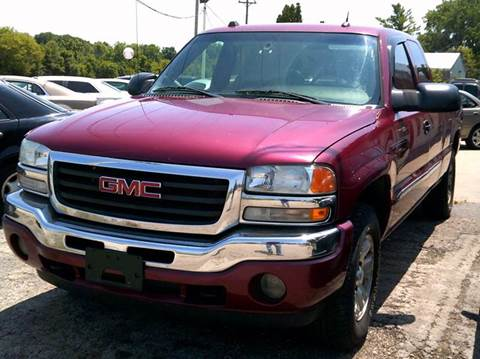 2005 GMC Sierra 1500 for sale in South Beloit, IL
