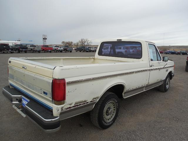 Used 1990 ford f 150 for sale for Checkered flag motors everett wa