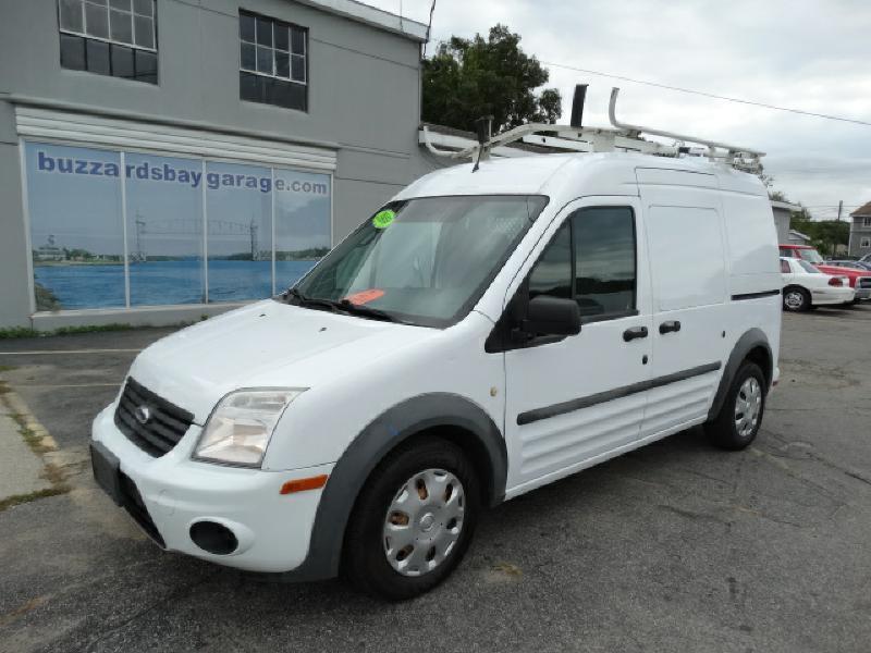 2010 Ford Transit Connect Cargo Van Xlt 4dr Mini W O Side