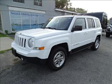 2013 Jeep Patriot for sale in Buzzards Bay, MA