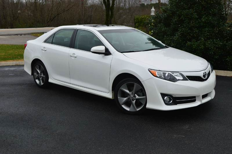 2012 toyota camry se sport limited edition 4dr sedan in spring hill tn direct auto sales. Black Bedroom Furniture Sets. Home Design Ideas