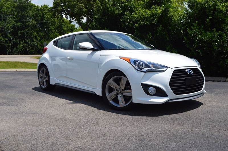 2015 Hyundai Veloster Turbo 3dr Coupe - Spring Hill TN