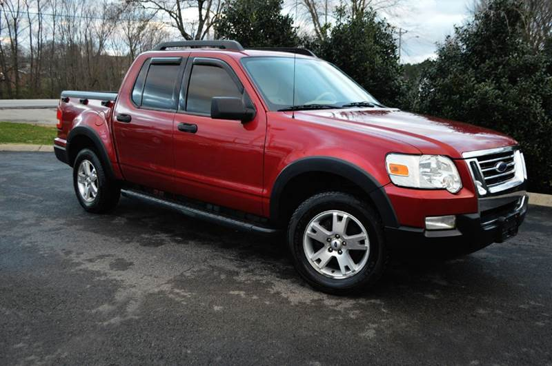 2007 ford explorer sport trac xlt 4dr crew cab v6 in spring hill tn direct auto sales. Black Bedroom Furniture Sets. Home Design Ideas