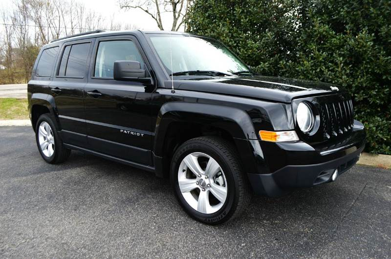 2016 Jeep Patriot Latitude 4dr SUV - Spring Hill TN