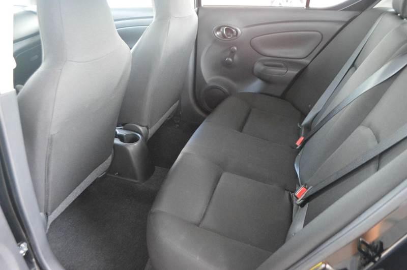 2017 Nissan Versa 1.6 S 4dr Sedan 5M - Spring Hill TN