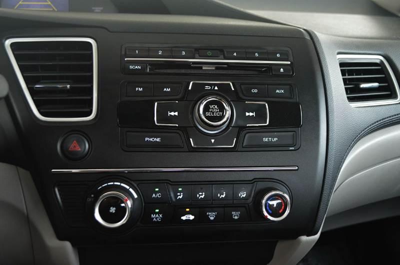 2015 Honda Civic LX 4dr Sedan CVT - Spring Hill TN
