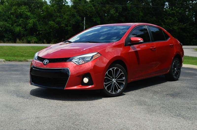 2014 Toyota Corolla S Plus 4dr Sedan CVT - Spring Hill TN