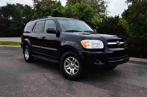 2006 Toyota Sequoia for sale in Spring Hill, TN