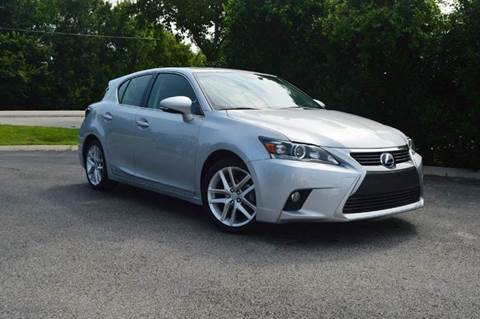 2014 Lexus CT 200h for sale in Spring Hill, TN
