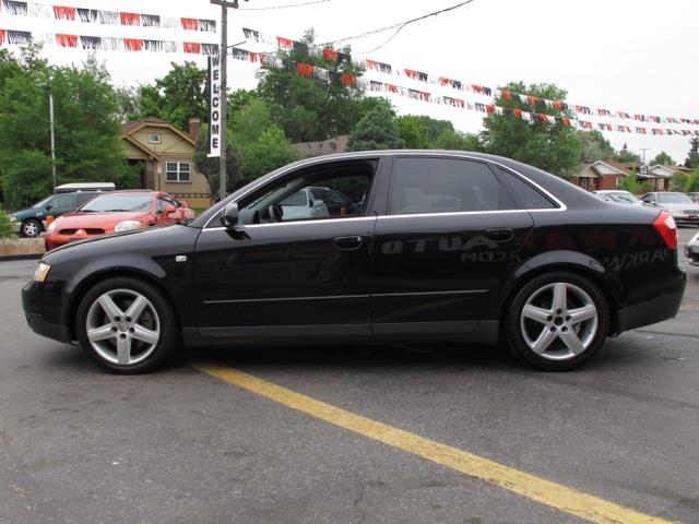 Blacked Out Audi A4 2002 Images & Pictures - Becuo