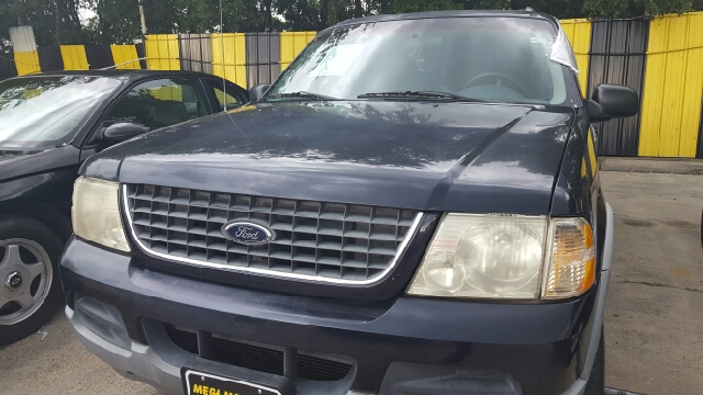 2002 Ford Explorer 4dr Xlt 4wd Suv In Dallas Tx Mega