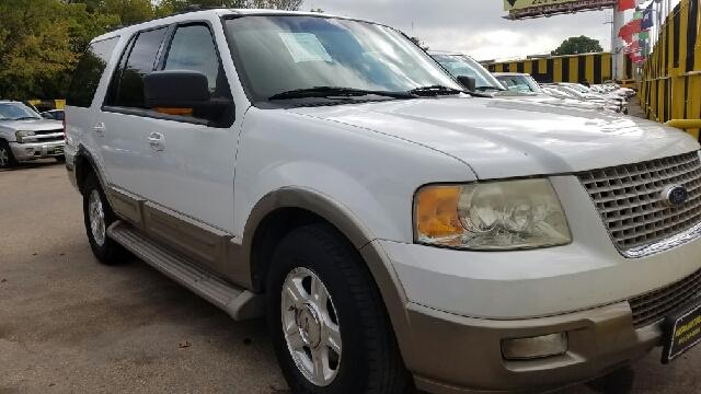 2004 Ford Expedition Eddie Bauer 4dr SUV In Dallas TX ...