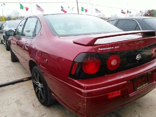 2005 chevrolet impala ls 4dr sedan in dallas tx mega for Mega motors inc duncanville tx