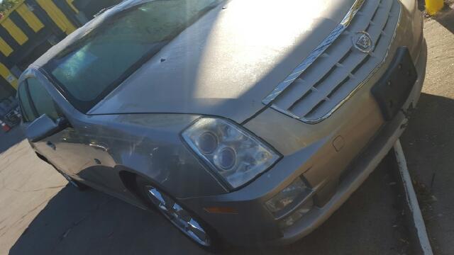 2006 cadillac sts v8 awd 4dr sedan in dallas tx mega for Mega motors inc duncanville tx