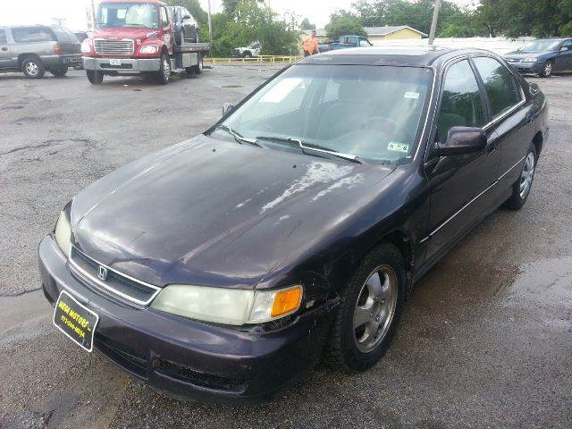 1997 honda accord special edition 4dr sedan in grand