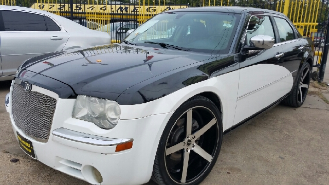 2007 chrysler 300 c 4dr sedan in dallas tx mega motors inc