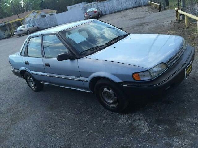 1990 geo prizm base 4dr sedan in dallas tx mega motors inc for Mega motors inc dallas tx