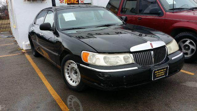 1999 Lincoln Town Car for sale in Grand Prairie TX
