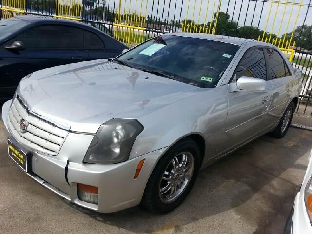 2007 cadillac cts base 4dr sedan 2 8l v6 in grand for Mega motors lake june