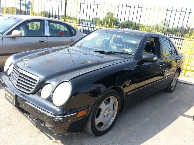 2001 mercedes benz e class e430 4dr sedan in dallas tx for Mercedes benz 2001 e430