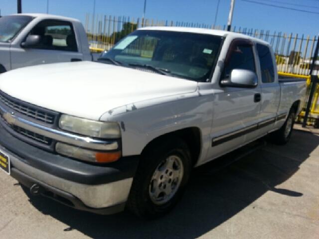 2001 Chevrolet Silverado 1500 Base 4dr Extended Cab 2wd Lb
