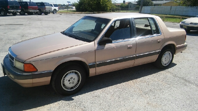 1990 dodge spirit 4dr sedan in dallas tx mega motors inc for Mega motors inc duncanville tx