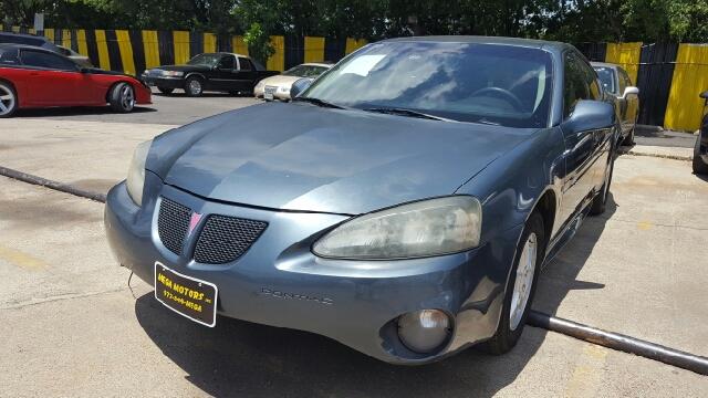 2006 pontiac grand prix 4dr sedan in dallas tx mega for Mega motors inc duncanville tx