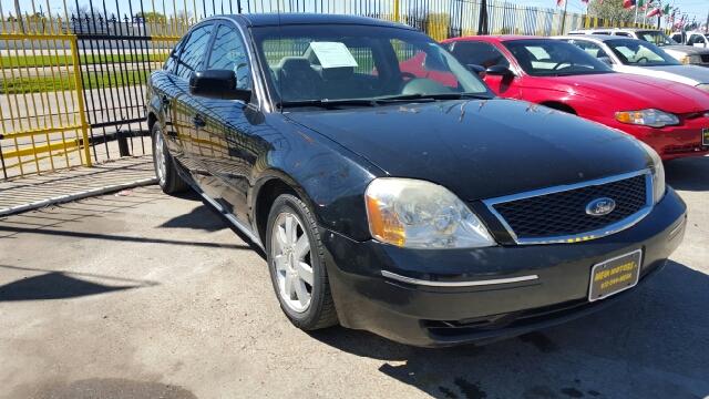 2006 ford five hundred se 4dr sedan in dallas tx mega for Mega motors lake june