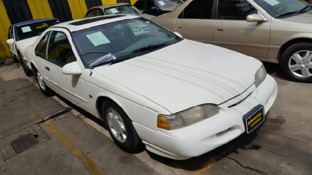 1995 ford thunderbird lx 2dr coupe in dallas tx mega for Mega motors lake june