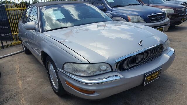 1998 buick park avenue 4dr sedan in dallas tx mega for Mega motors inc dallas tx