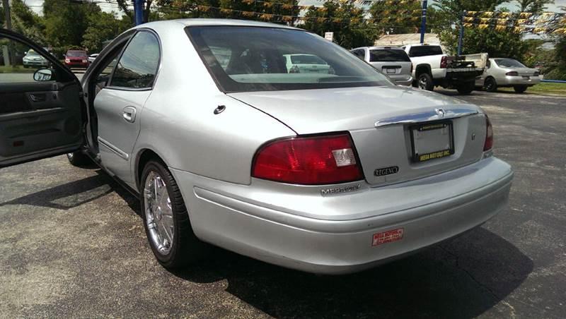 2002 Mercury Sable Gs 4dr Sedan In Dallas Tx Mega Motors Inc