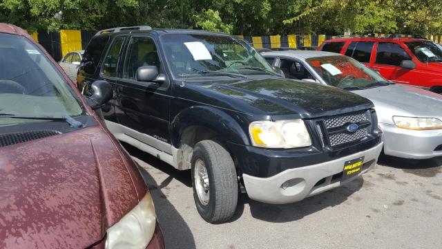 2001 Ford Explorer Sport 2wd 2dr Suv In Dallas Tx Mega