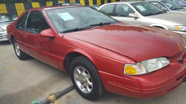 1997 ford thunderbird lx 2dr coupe in dallas tx mega for Mega motors lake june