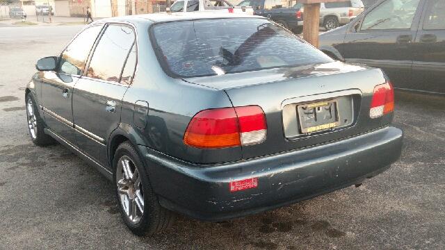 1997 honda civic lx 4dr sedan in dallas tx mega motors inc for Mega motors inc duncanville tx