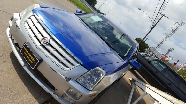 2006 cadillac sts v6 4dr sedan in dallas tx mega motors inc for Mega motors inc duncanville tx