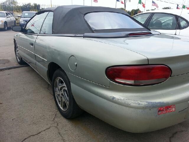 1999 Chrysler Sebring Jx 2dr Convertible In Dallas Tx