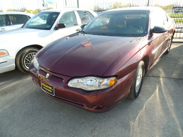 2001 Chevrolet Monte Carlo Ls 2dr Coupe In Grand Prairie