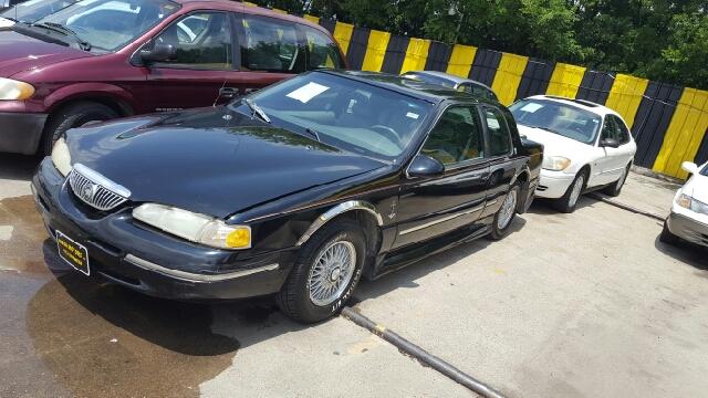 1996 mercury cougar xr7 2dr coupe in dallas tx mega for Mega motors inc duncanville tx