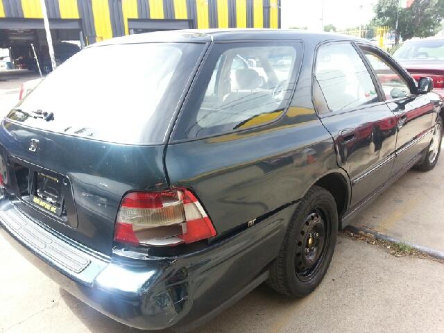 1995 honda accord ex 4dr wagon in dallas tx mega motors inc for Mega motors lake june
