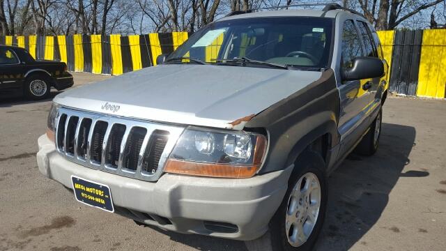 2002 jeep grand cherokee laredo 2wd 4dr suv in dallas tx for Mega motors lake june