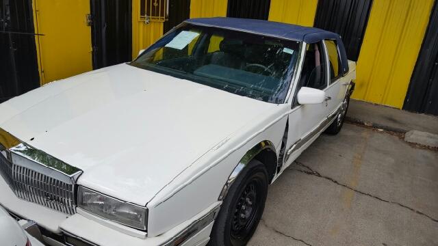 1991 cadillac seville 4dr sedan in dallas tx mega motors inc for Mega motors inc duncanville tx