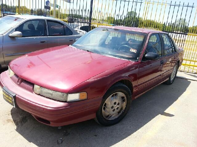 1994 oldsmobile cutlass supreme s 4dr sedan in dallas tx for Mega motors inc duncanville tx