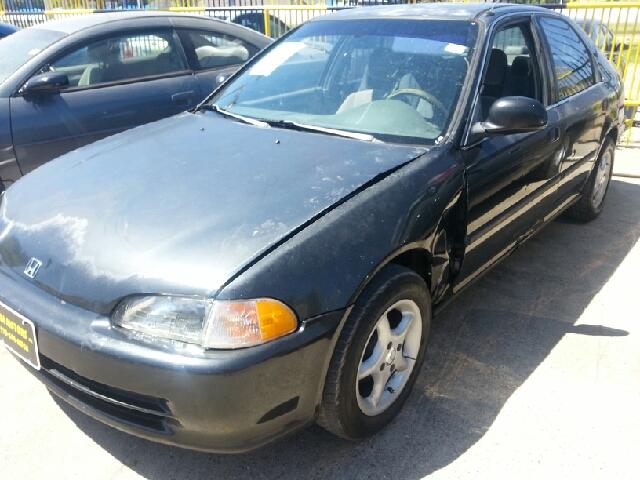 1992 Honda Civic Lx 4dr Sedan In Dallas Tx Mega Motors Inc