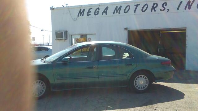 1997 Mercury Sable Gs 4dr Sedan In Dallas Tx Mega Motors Inc
